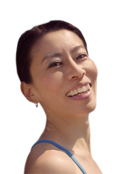 Jun Iwatsuka Certified Yoga instructor and Thai massage practitioner in Astoria